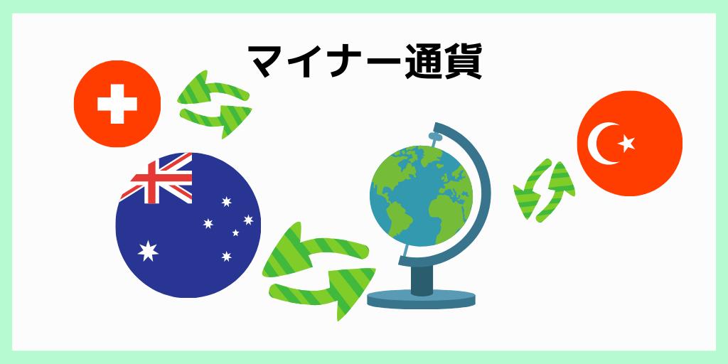 マイナー通貨