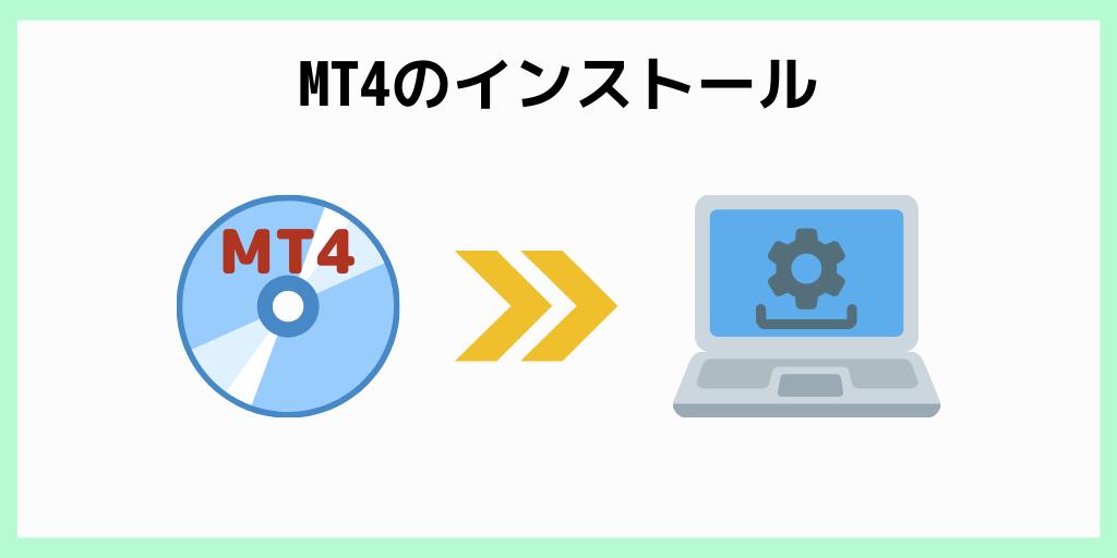MT4のインストール